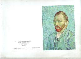 Carte Double Portrait Van Gogh Utilisé - Schilderijen