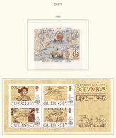 Europa-CEPT - 1992 - Sammlung 4.  - Postfrisch - Europa-CEPT