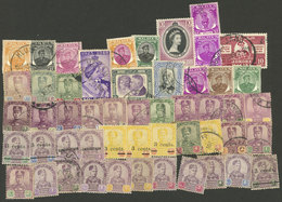 MALAYA - JOHORE: Lot Of Mint (they Can Be Without Gum) Or Used Stamps, Most Of Fine Quality (a Few May Have Minor Defect - Johore