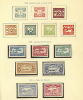 PARAGUAY: Collection In Album (1870 To 1970), Fairly Complete And Perfect To Start The Country, With Used Or Mint Stamps - Paraguay