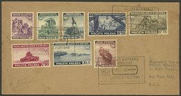 POLAND - POLISH CORPS: Cover Sent To USA On 15/DE/1941, Very Nice! - 1939-44: World War Two