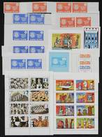 ROTARY: ROTARY And CHESS: Lot Of Souvenir Sheets And Sets, Including Some IMPERFORATE Varieties, Unofficial Local Issues - Rotary, Lions Club