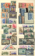 SAN MARINO: Collection In Large Stockbook, With Large Number Of Stamps Issued Between Circa 1877 And 1980, Used Or Mint, - Saint-Marin