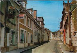 49 Brion  La Rue Principale - Autres Communes