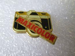 PIN'S     MAXICOLOR - Fotografía