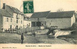 YVELINES  BEYNES  Moulin De Fleubert - Beynes