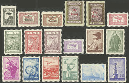 TURKEY: Interesting Lot Of Stamps, Local Or Private Issues?, In General Of Excellent Quality! - Turquie
