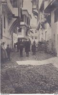 PRILEP  EN MACEDOINE  CARTE  PHOTO  VIEUX QUARTIERS   4 11  1918   CPA  CIRCULEE - Macédoine