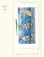 Europa-CEPT - 1992 - Sammlung 10. - Postfrisch - Europa-CEPT