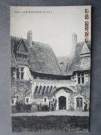 CPA 49 LLE PLESSIS MACE  (longuenée En Anjou) Près Angers - Balcon Renaissance Château Du Pléssis Macé Vers 1910 - Autres Communes