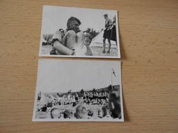 Kleines Konvolut Fotos HJ Und BDM - Announcements