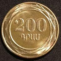 ARMENIE - ARMENIA - 200 DRAMS 2003 - KM 96 - Arménie