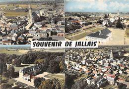 ¤¤   -   JALLAIS   -  Multivues  -  Eglise, Maison De Retraite, Piédeau, Vue Générale     -  ¤¤ - Autres Communes