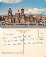 La Catedral De Mexico Y El Sagrario Metropolitano - Mexique