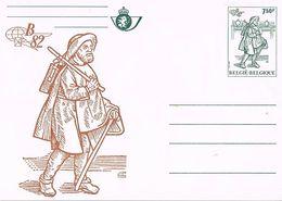 Postkaart 1982 7.50F - Stamped Stationery