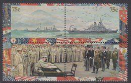 Marshall Islands 1994 WO II Victory In Japan 1945  Michel 626-29  MNH 28081 - Marshall