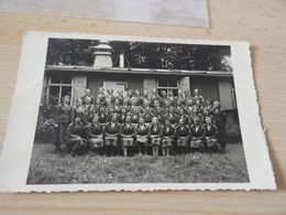 Originales  S/w Gruppenfoto  Bund Deutscher Mädchen - Documenten