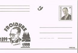 Postkaart 1999 Froidure - Stamped Stationery