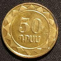 ARMENIE - ARMENIA - 50 DRAMS 2003 - KM 95 - Arménie