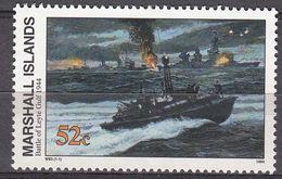 Marshall Islands 1994 WO II Battle Of Leyte Gulf  1944  Michel 557  MNH 28086 - Marshall