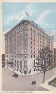 USA134  --   SPRINGFIELD  --  HOTEL KIMBALL - Springfield