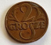 Poland 2 Groszy 1938 - Pologne