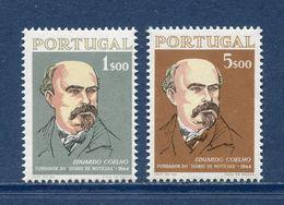 Portugal - YT N° 953 Et 954 - Neuf Sans Charnière - 1965 - 1910-... República