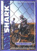 Carte Postale Motocross  Enduro  Le Pilote David Vuillemin  Très Beau Plan - Motociclismo
