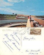 Calì. Planta De Purificacion Del Rio Cauca. Viaggiata 1962 - Colombia