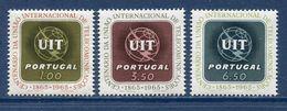 Portugal - YT N° 963 à 965 - Neuf Sans Charnière - 1965 - 1910-... República
