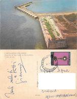 Cartagena (COL). Bateria De San Jose De Bocachica. Viaggiata - Colombia