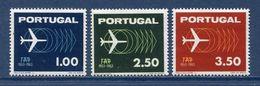 Portugal - YT N° 932 à 934 - Neuf Sans Charnière - 1963 - 1910-... República