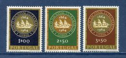 Portugal - YT N° 938 à 940 - Neuf Sans Charnière - 1964 - 1910-... República