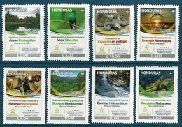Honduras - 2015 Resource Protection, Mines, Turtle - Lot. 4918 - Honduras