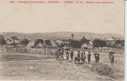 2027  Coll Géné FORTIER Dakar  Guinée  Timbo N°14   Sortie Vers Sokotoro   N° 621   Vente Fermée  Le 19-07 - Guinée Française