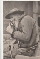 ***  29  ***   Fumeur De PLOUGASTEL -DAOULAS  - TTB Neuve - Plougastel-Daoulas