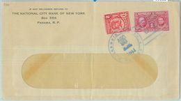86089 -  PANAMA - POSTAL HISTORY -  COVER 1941 - Medicine NOBLE PRIZE Curie - Panama