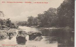 2027  Coll Géné FORTIER Dakar  Guinée  Bords Du Badi   N° 640   Vente Fermée  Le 19-07 - Guinée Française