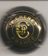 Capsule De Mousseux  J.P. CHENET  En Relief - Sparkling Wine
