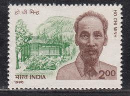 India  MNH 1990, Ho Chi Minh, Vietnam Leader, - Inde