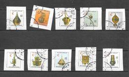 Artisanat : Série Complète. N°1586 à 1595 (Voir Commentaires) - Maroc (1956-...)