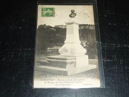 ROQUEFORT (la Bedoule) Monument élévé à La Mémoire Du Marquis  De Villeneuve-Trans Le 25/05/13- 13 BOUCHES RU RHONE (CN) - Otros Municipios