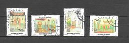 Euromed Postal : Les Maisons En Méditerranée : N°1771 - 1772 Et 1773 -1774 Chez YT. (voir Commentaires) - Maroc (1956-...)