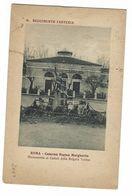 CLA262 - ROMA 81 REGGIMENTO FANTERIA CASERMA REGINA MARGHERITA MONUMENTO AI CADUTI DELLA BRIGATA TORINO 1930 - Andere Monumenten & Gebouwen