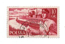 POLAND»1956»USED - 1944-.... République