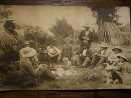 Carte-photo      Moissons: Pause - Other