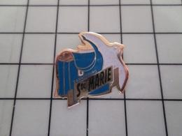 415a Pin's Pins / Rare & Belle Qualité !!! THEME : ADMINISTRATION / CARTABLE OISEAU ECOLE STE MARIE STRASBOURG - Administración