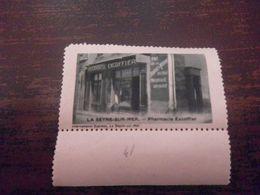 ERINNOPHILIE - LA SEYNE SUR MER - Vignette - Commemorative Labels