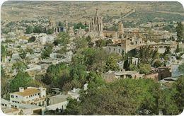 Mexique San Liguel De Allende, Guanajuato,mexico   Panoramic View - Mexique