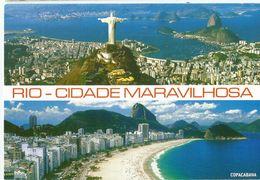 CPM Brésil > Rio De Janeiro - Rio De Janeiro